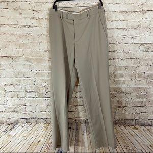 Kenneth Cole Reaction tan dress pants size 33 x 32